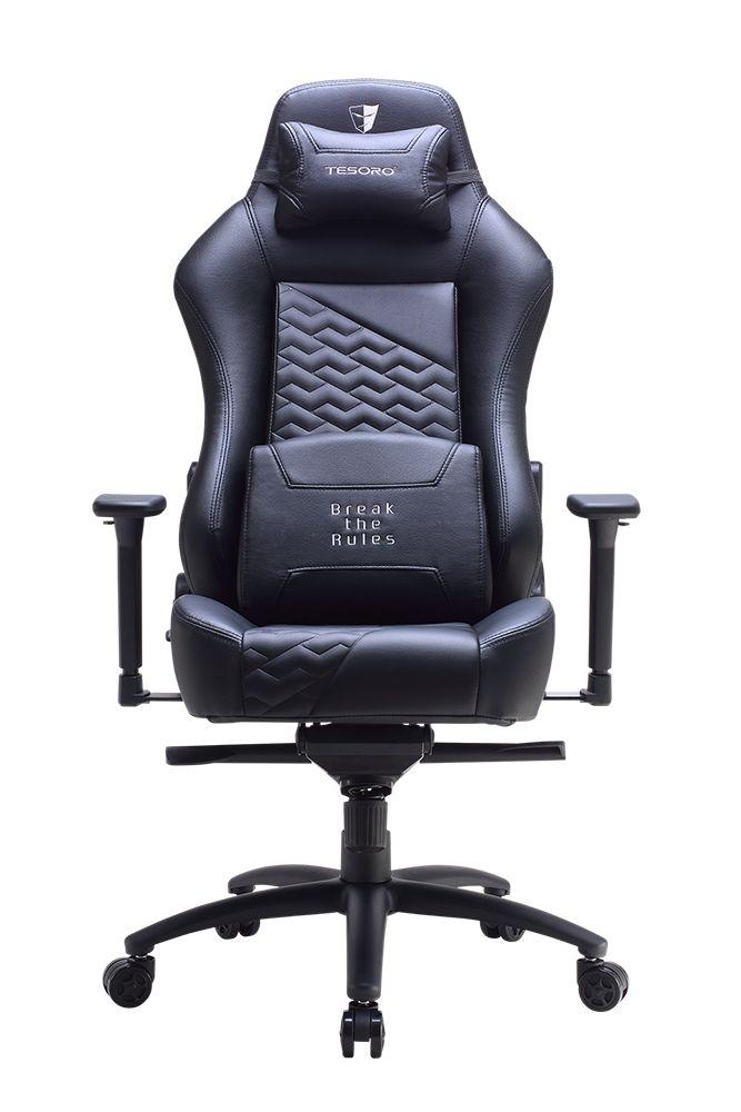 Tesoro Zone Evolution Gaming Chair Black (F730)