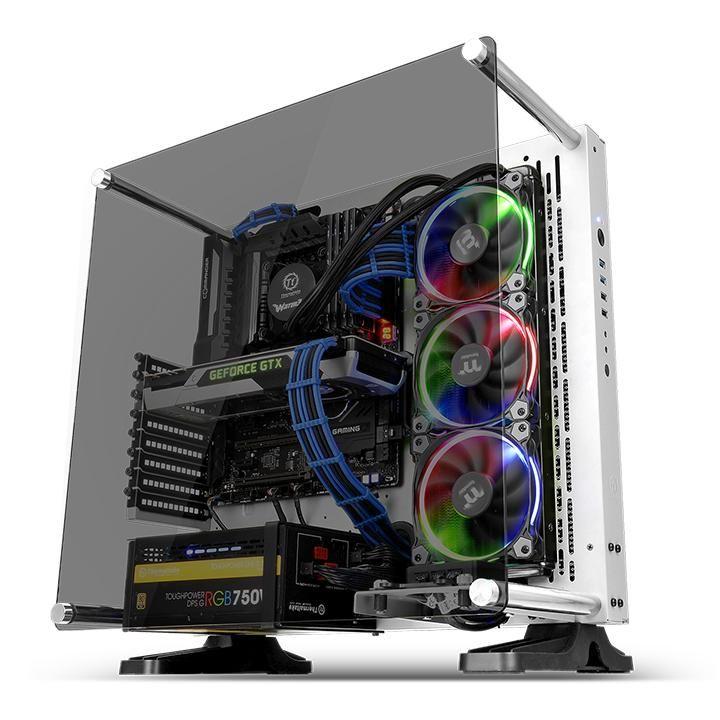 Thermaltake Core P3 Tempered Glass Snow Edition (CA-1G4-00M6WN-05)