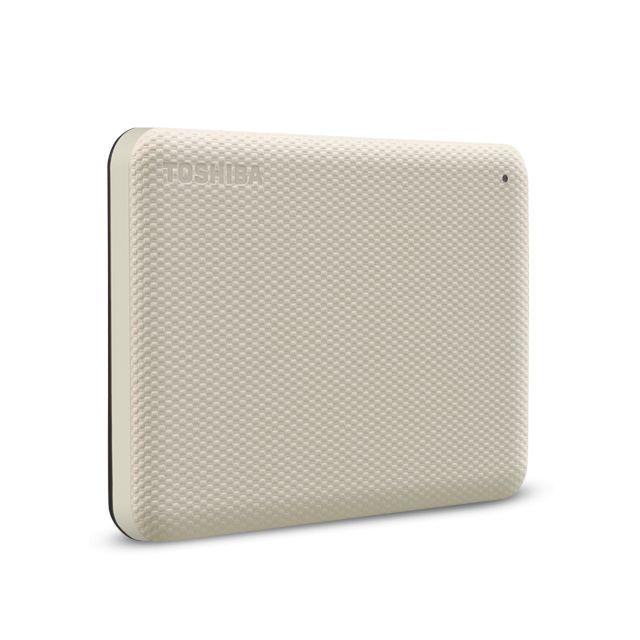 Toshiba 2TB 2,5 CANVIO ADVANCE USB3.2 White (HDTCA20EW3AA)