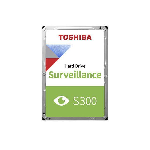 Toshiba 6TB 5400rpm SATA-600 128MB S300 HDWT860UZSVA (HDWT860UZSVA)