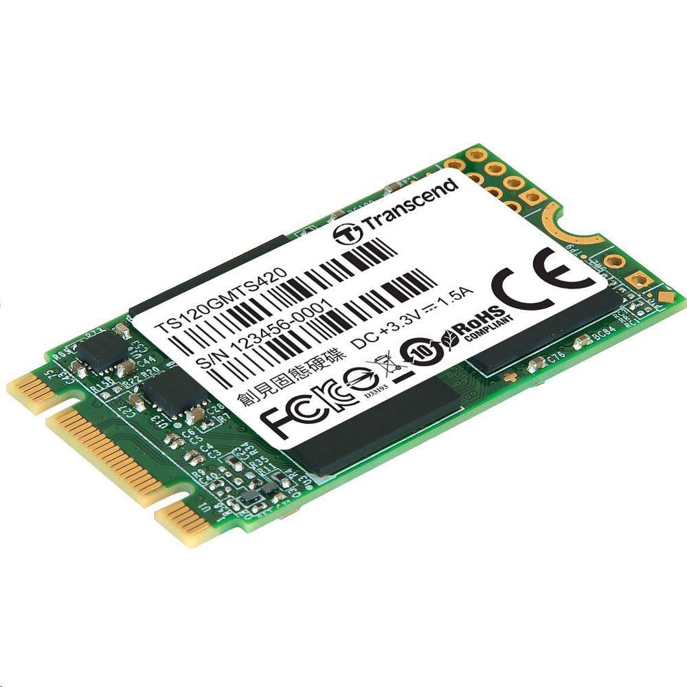 Transcend 120GB M.2 2242 420S TS120GMTS420S (TS120GMTS420S)