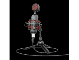 Trust GXT 244 Buzz USB Streaming Microphone (23466)