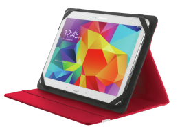 Trust Primo Folio Case with Stand for 10 tablets Red (20316)