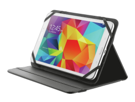 Trust Primo Folio Case with Stand for 7-8 tablets Black (20057)