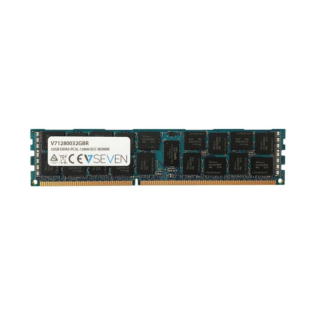 V7 32GB DDR3 1600MHz ECC (V71280032GBR)