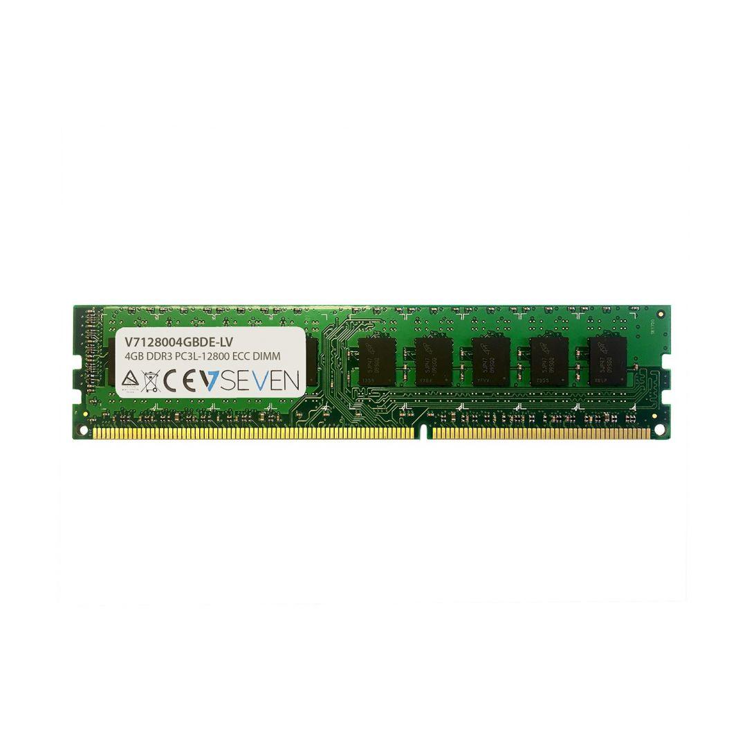 V7 4GB DDR3 1600MHz ECC (V7128004GBDE-LV)