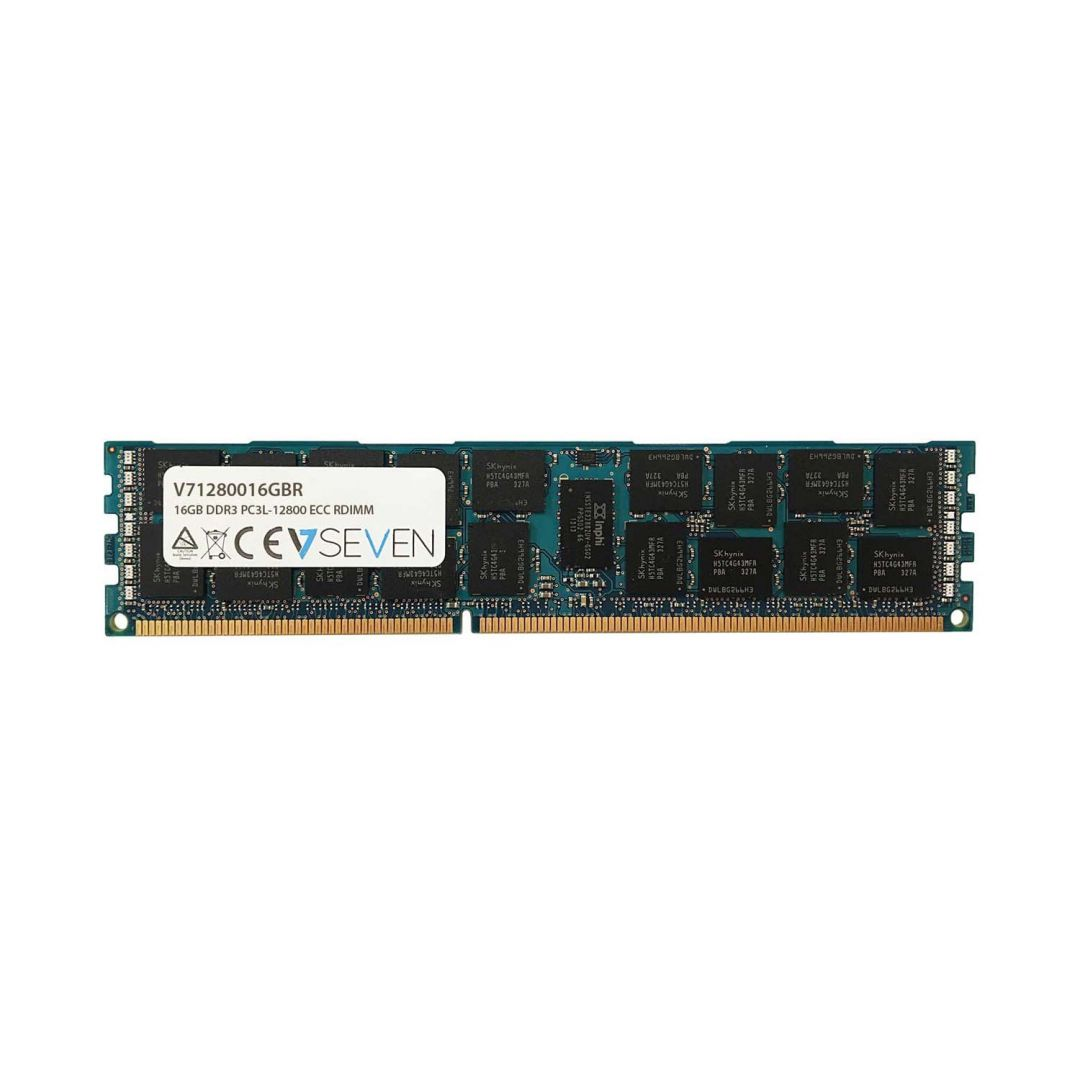 V7 16GB DDR3 1600MHz ECC (V71280016GBR)