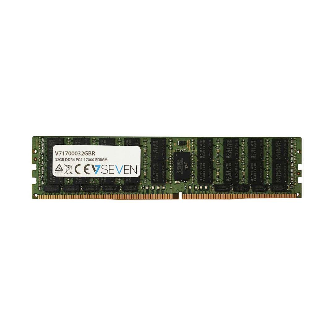 V7 32GB DDR4 2133MHz ECC (V71700032GBR)