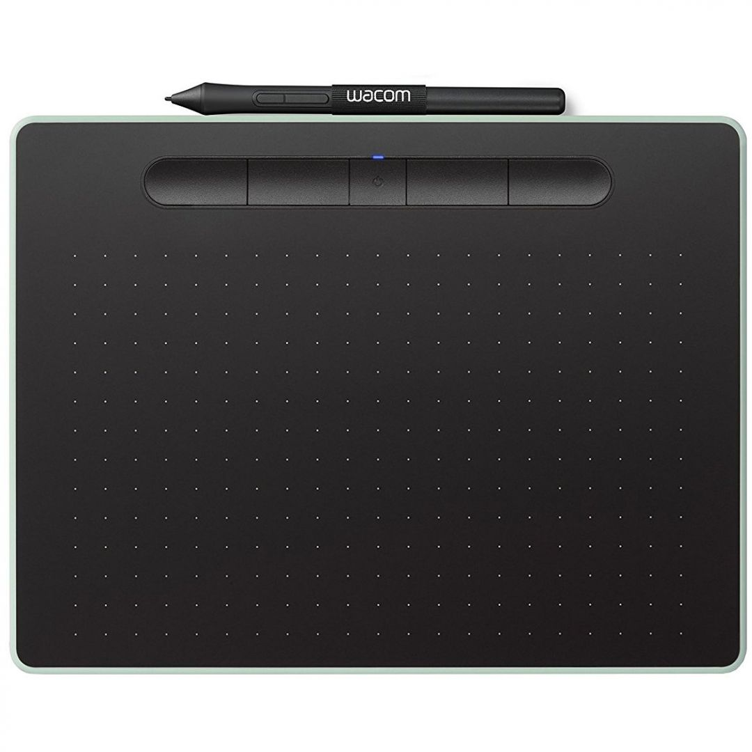 Wacom Intuos S Bluetooth Pistachio North (CTL-4100WLE-N)