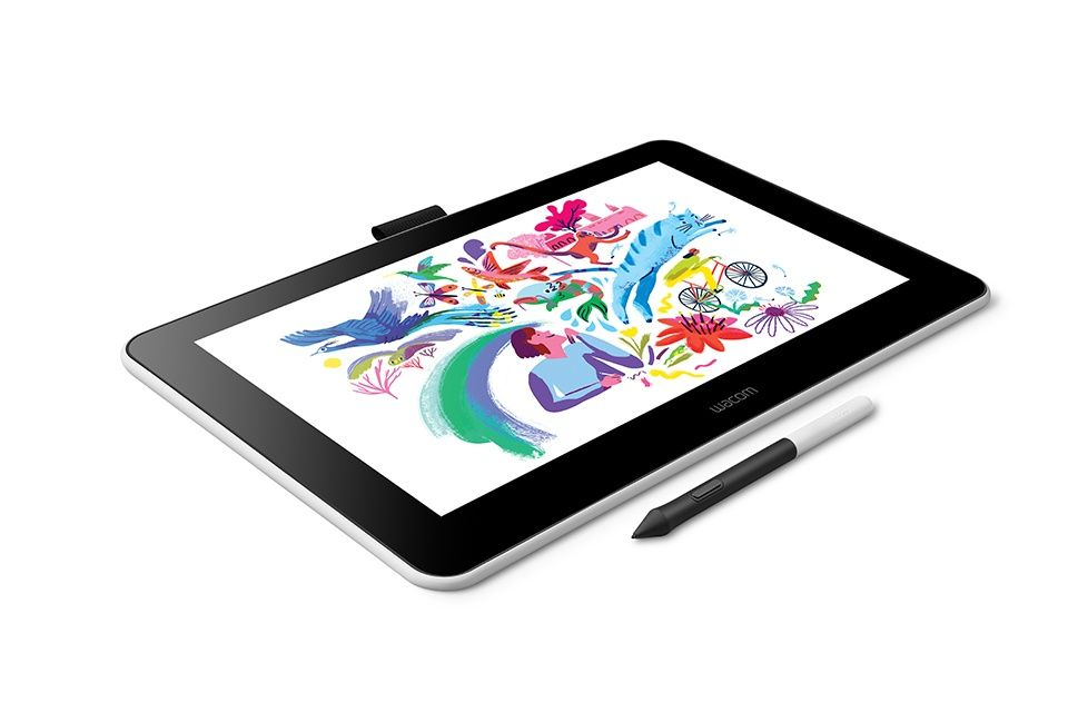 Wacom One 13,3 Pen Display (DTC133W0B)