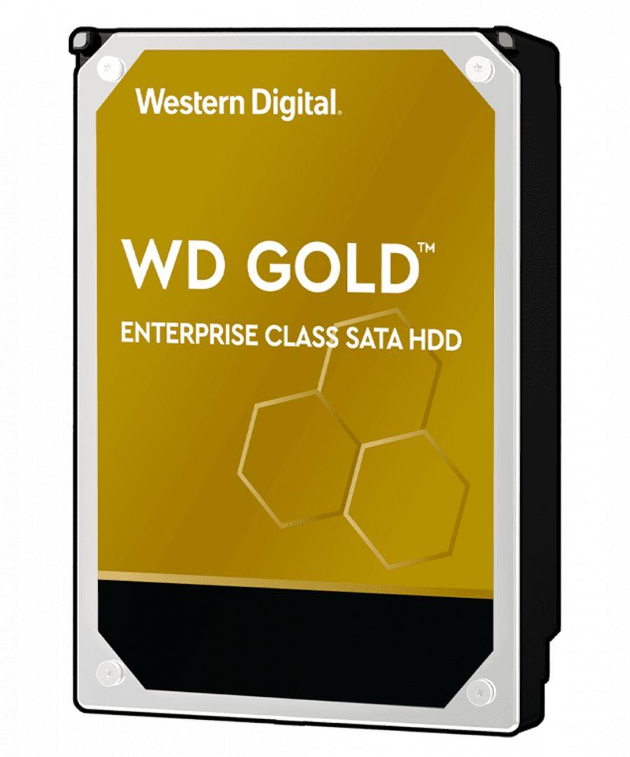 Western Digital 10TB 7200rpm SATA-600 256MB Gold WD102KRYZ (WD102KRYZ)
