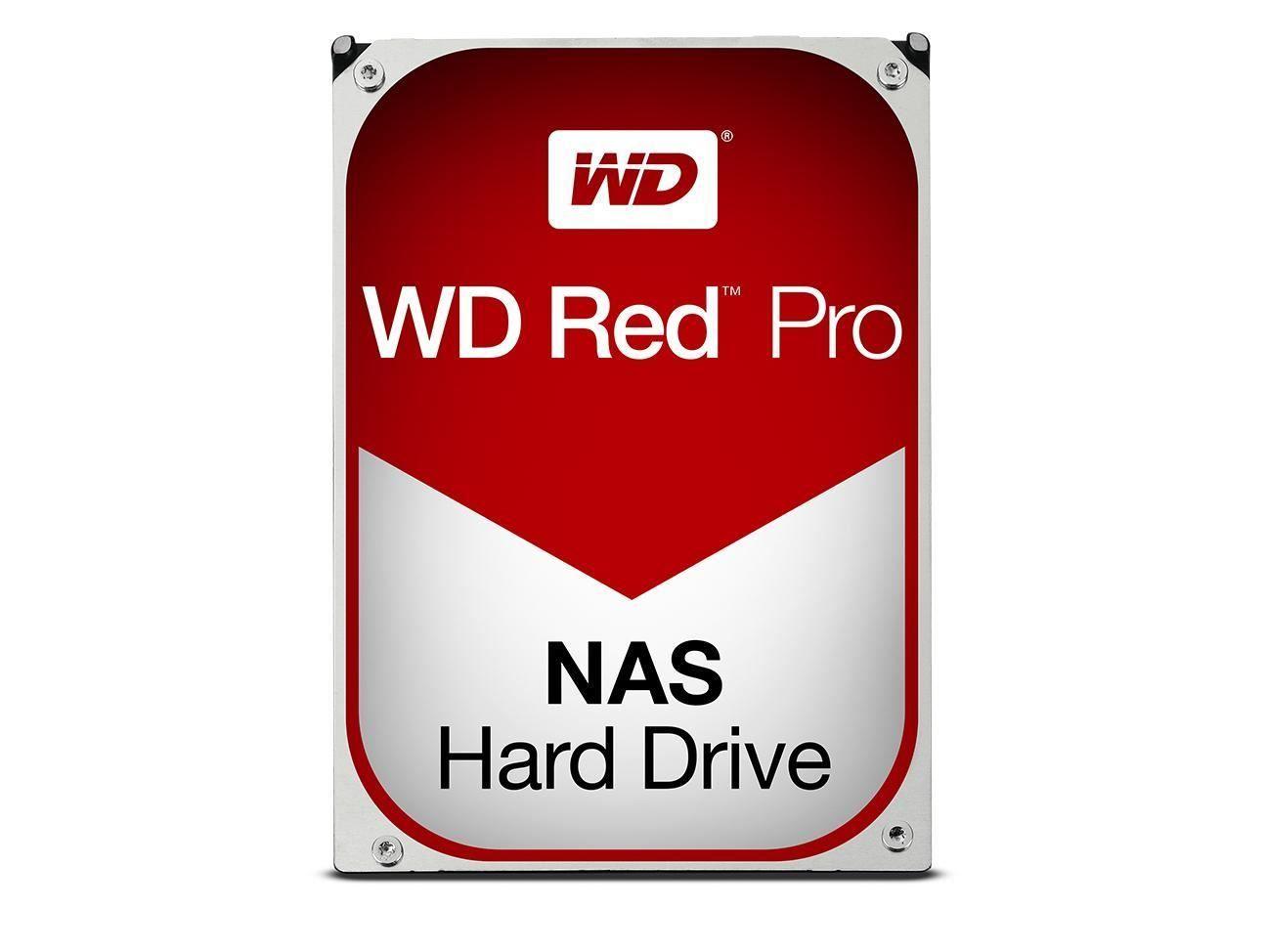 Western Digital 12TB 7200rpm SATA-600 256MB Red Pro NAS WD121KFBX (WD121KFBX)