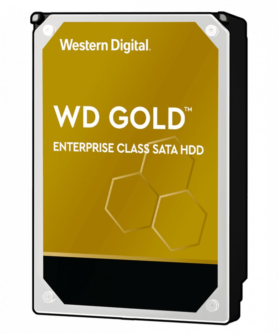 Western Digital 14TB 7200rpm SATA-600 512MB Gold WD141KRYZ (WD141KRYZ)