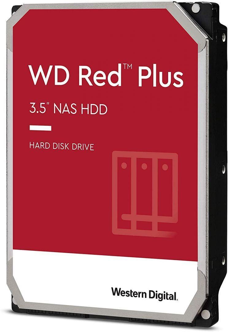 Western Digital 14TB 7200rpm SATA-600 512MB Red Plus WD140EFGX (WD140EFGX)