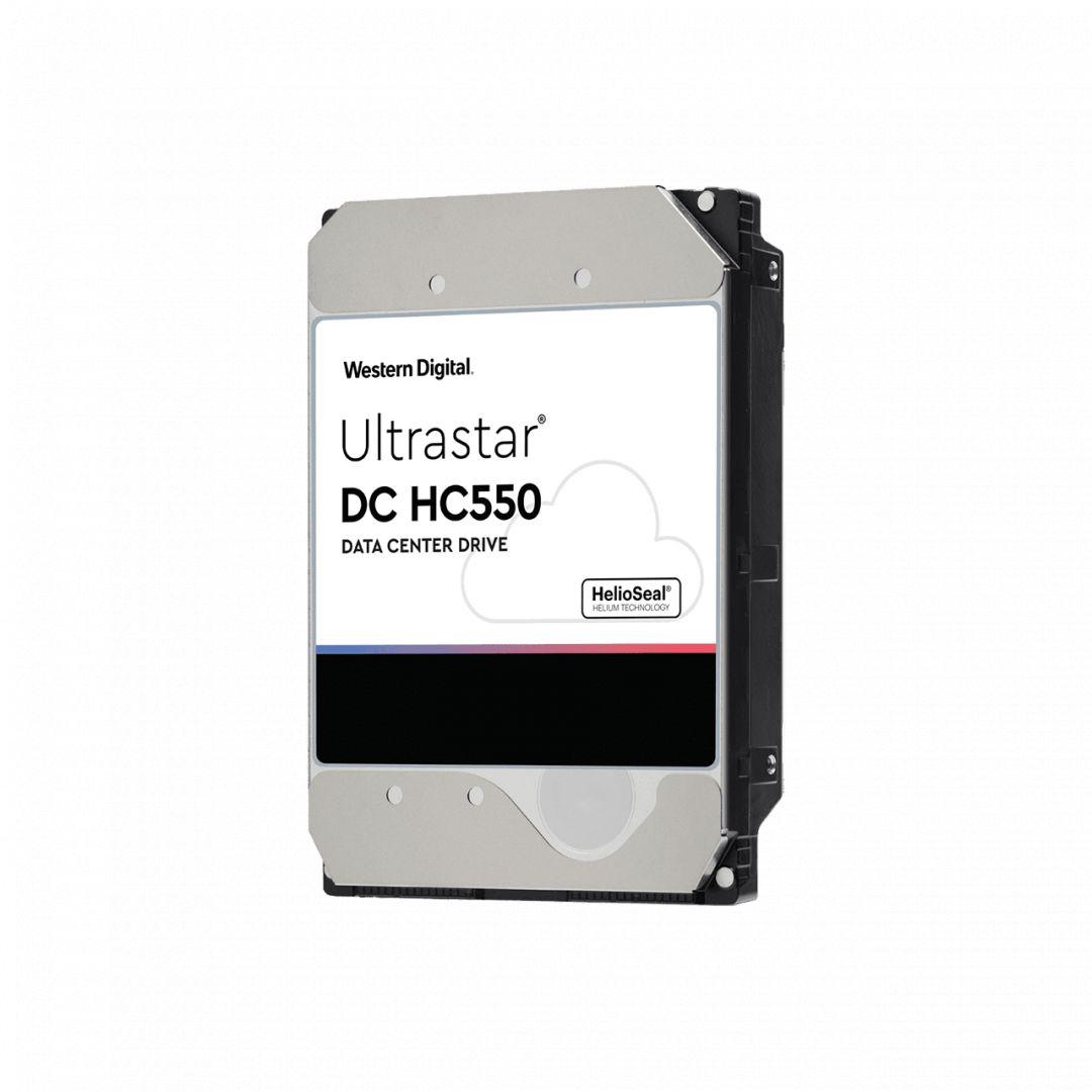 Western Digital 18TB 7200RPM SATA-600 512MB Ultrastart DC HC550 WUH721818ALE6L4 (0F38459)