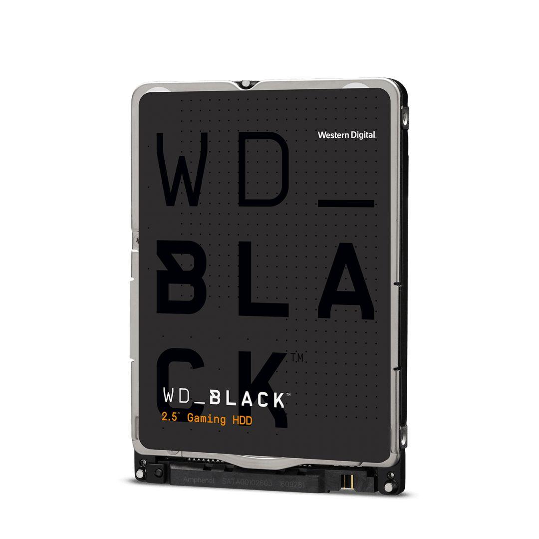 Western Digital 1TB 7200rpm SATA-600 2,5 64MB 9,5mm Black WD10SPSX (WD10SPSX)
