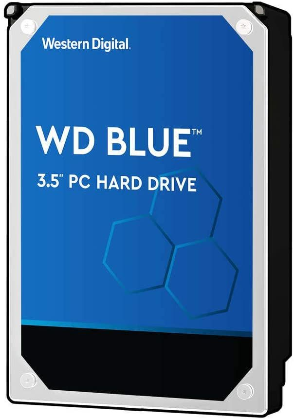 Western Digital 2TB 5400rpm SATA-600 256MB Blue WD20EZAZ (WD20EZAZ)
