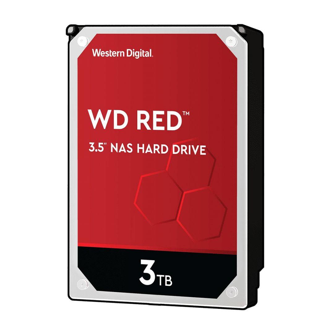 Western Digital 3TB 5400rpm SATA-600 256MB Red WD30EFAX (WD30EFAX)