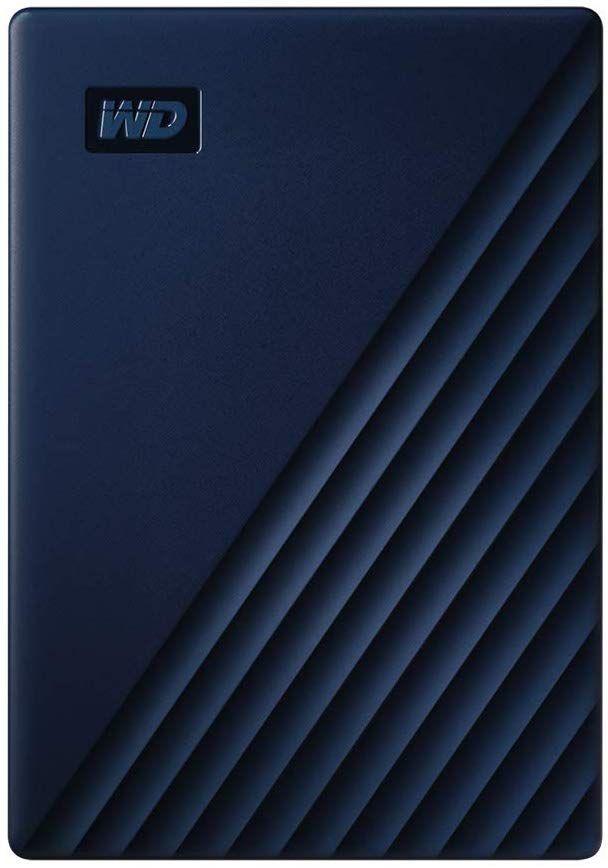 Western Digital 4TB 2,5 My Passport for Mac USB3.0 Midnight Blue WDBA2F0040BBL (WDBA2F0040BBL-WESN)