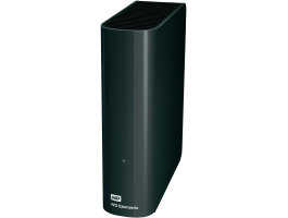 Western Digital 4TB Elements Desktop Black 3,5 USB3.0 HDD (WDBWLG0040HBK)
