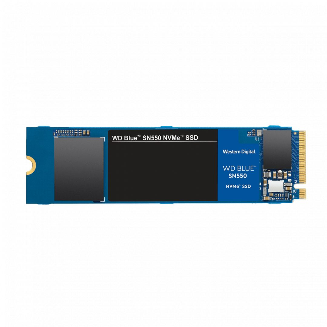Western Digital 500GB M.2 2280 Blue 3D Series NS500 WDS500G2B0C (WDS500G2B0C)