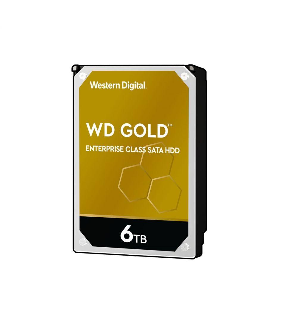 Western Digital 6TB 7200rpm SATA-600 256MB Gold WD6003FRYZ (WD6003FRYZ)