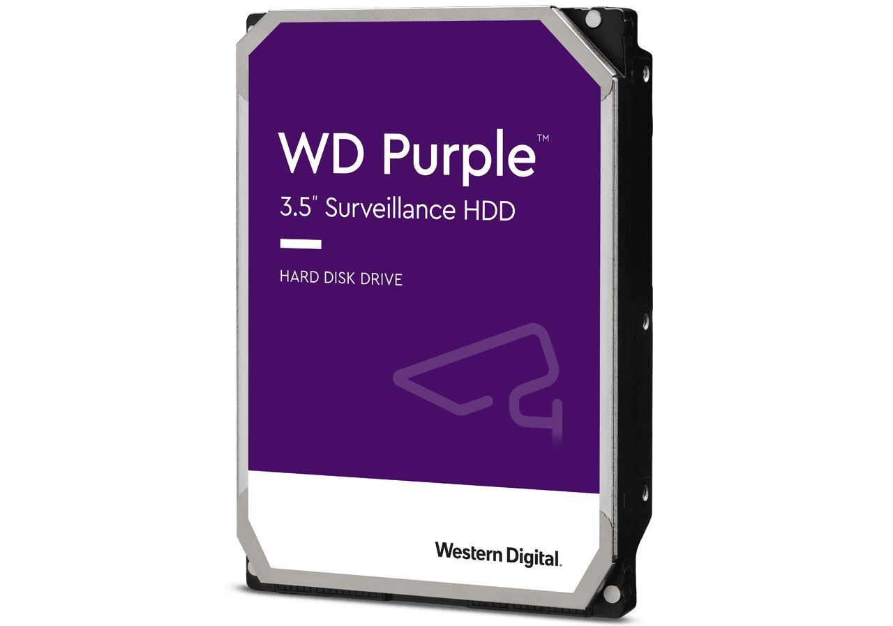 Western Digital 8TB 5640rpm SATA-600 128MB Purple WD84PURZ (WD84PURZ)