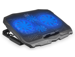 White Shark CP-25 Ice Warior Cooling Pad notebook hûtõpad (CP-25)