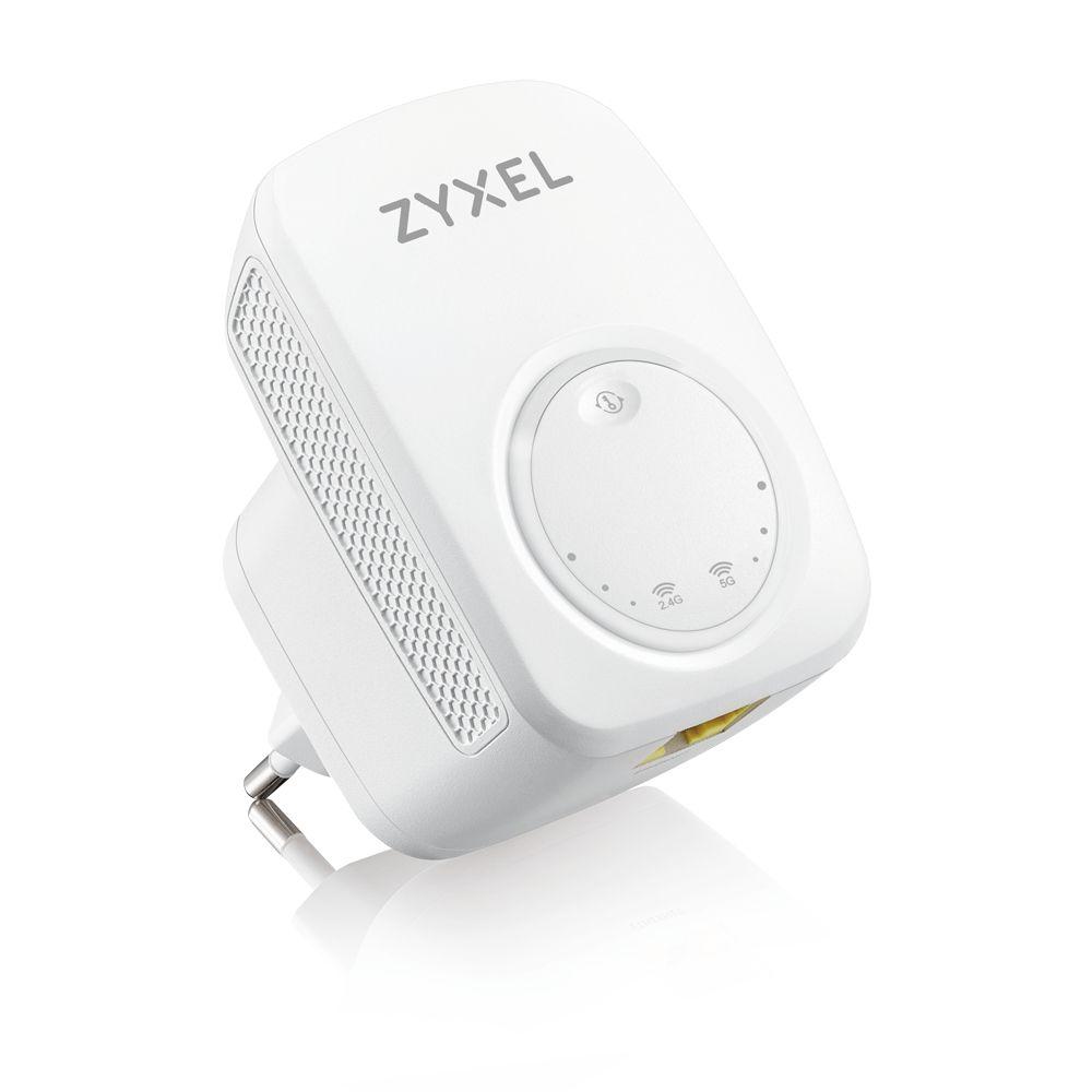 ZyXEL WRE6505 v2 Wireless AC750 Range Extender (WRE6505V2-EU0101F)